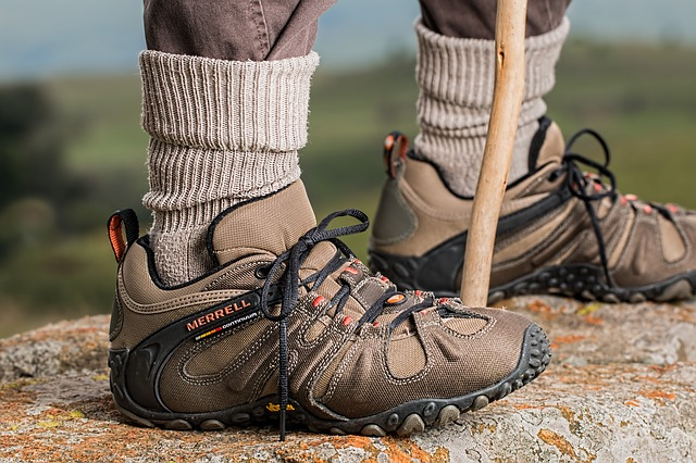 Hiking Boots or Hiking Shoes